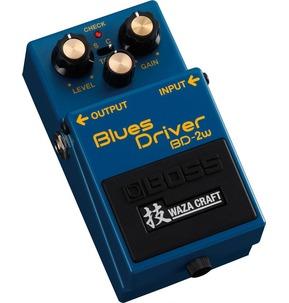 Boss BD-2W Waza Craft Custom Blues Driver Pedal