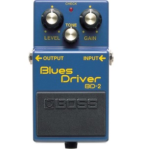 Boss BD-2 Blues Driver Compact Electric Guitar Pedal