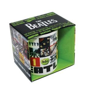 The Beatles 'Chronology' Boxed Mug