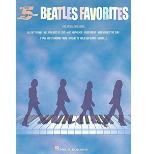 Beatles Favourites - Five Finger Piano