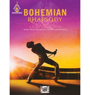Bohemian Rhapsody: Music from the Motion Picture - Guitar Recorded Transcriptions