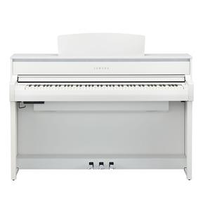 Yamaha CLP775 Digital Piano - White - 5 Year Warantee (Subject to registering with Yamaha)