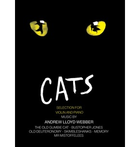 Cats: Selections for Violin and Piano