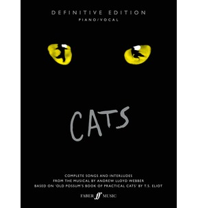 Cats: Definitive Edition - Piano/Vocal