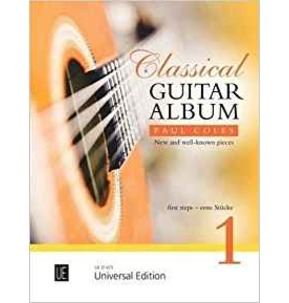 Classical Guitar Album - Book 1