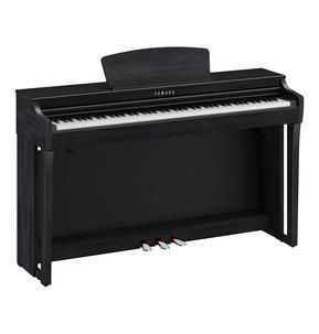 Yamaha CLP725 Digital Piano - Satin Black