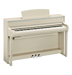 Yamaha CLP775 Digital Piano - White Ash - 5 Year Warantee (Subject to registering with Yamaha)