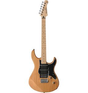 Yamaha Pacifica PAC112VMX Yellow Natural Satin Electric Guitar