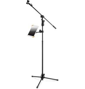Hercules DG300B Tablet Holder for Music Stand