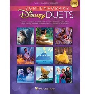 Contemporary Disney Duets - Piano (2nd Edition)