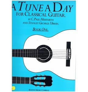 A Tune a Day Classical Guitar - Book 1