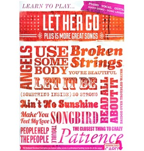 Learn To Play 'Let Her Go' Plus 15 More Great Songs