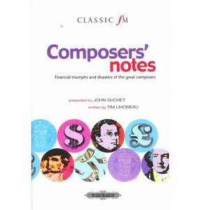 Tim Lihoreau: Classic FM - Composers Notes