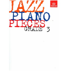 Jazz Piano Pieces - ABRSM Grade 3