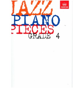 Jazz Piano Pieces - ABRSM Grade 4