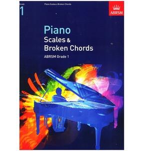 Piano Scales & Arpeggios 2009+ ABRSM Grade 1