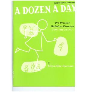 A Dozen A Day - Elementary Book 2