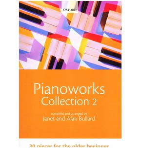 Pianoworks Collection - Alan Bullard