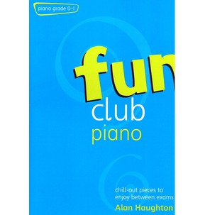 Fun Club - Piano Grades 0-1
