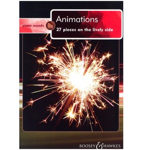 Animations: 27 pieces on the lively side
