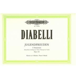 Diabelli Jugenfreunden Opus 163 Piano Duet