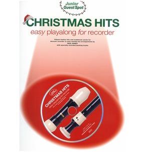 Junior Guest Spot - Christmas Hits - Recorder