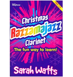 Christmas Razzamajazz - Clarinet