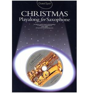 Guest Spot Playalong Christmas - Alto Saxophone