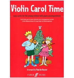 Violin Carol Time