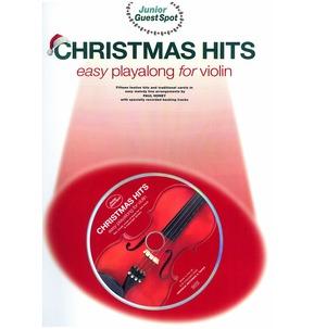 Junior Guest Spot - Christmas Hits - Violin