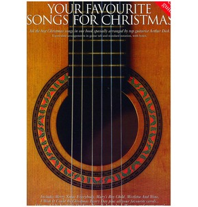 Your Favourite Songs For Christmas Guitar