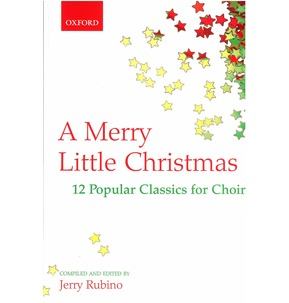 A Merry Little Christmas SATB