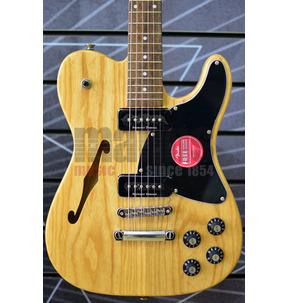 Fender Artist Jim Adkins JA-90 Telecaster Thinline Natural Electric Guitar