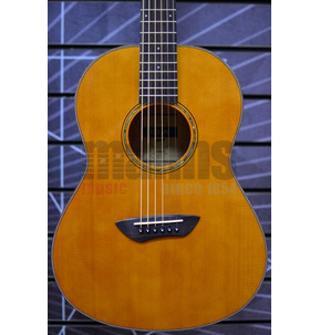 Yamaha CSF3M Electro Acoustic Guitar - Vintage Natural