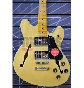 Fender Squier Classic Vibe Starcaster Natural Electric Guitar