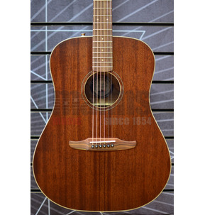 Fender California Redondo Special Natural Mahogany All Solid Electro Acoustic Guitar & Case