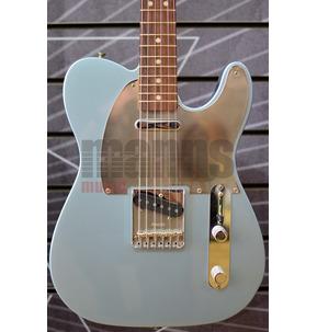 Fender Artist Chrissie Hynde Telecaster Ice Blue Metallic Electric Guitar & Case
