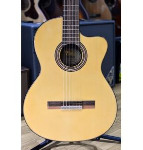 Valencia Electro Cutaway Classical Guitar