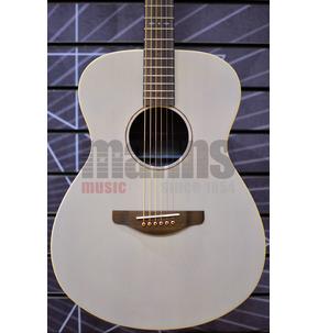 Yamaha STORIA I Electro Acoustic Guitar - Off-White