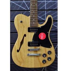 Fender Jim Adkins JA-90 Telecaster Thinline, Natural, Laurel