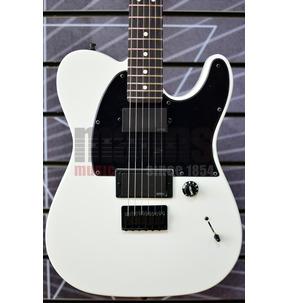Fender Artist Jim Root Telecaster Flat White Electric Guitar & Case