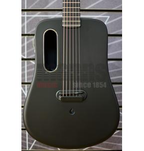 LAVA ME 2 Freeboost Black Travel Electro Acoustic Guitar & Case