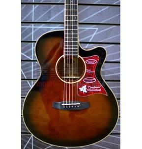Tanglewood Winterleaf TW4 E AVB Super Folk Antique Violin Burst Electro Acoustic Guitar