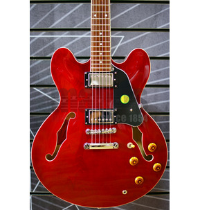 Tokai Traditional Series UES78 SR See-Through Red Electric Guitar