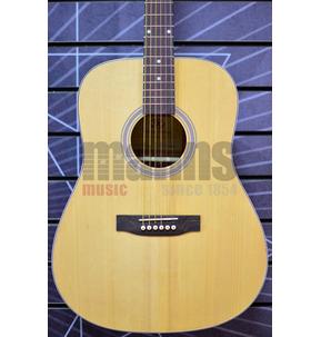 SX Dreadnought Acoustic Guitar