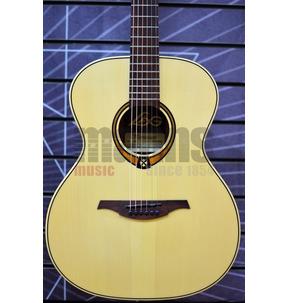 Lag Tramontane 88 T88A Auditorium Natural Acoustic Guitar