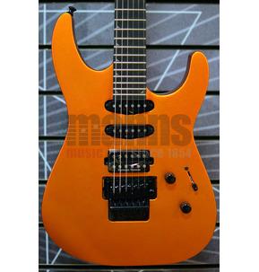 Jackson Pro Series Soloist SL3 Satin Orange Blaze Electric Guitar