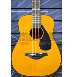 Yamaha JR1 Acoustic Travel Guitar & Gigbag - Natural