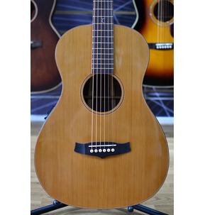 Tanglewood Java TWJP E Parlour Natural Electro Acoustic Guitar