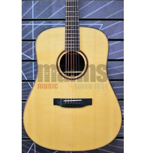 Auden Artist R Colton Dreadnought Acoustic Guitar & Case